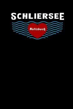 Paperback Schliersee Notizbuch, Reise Tagebuch: Dotted, Planer Mit Extra Packliste Zum Abhaken, 6X9inch (Ca. Din A5), F?r M?nner, Frauen, M?dchen, Ideales Gesch [German] Book