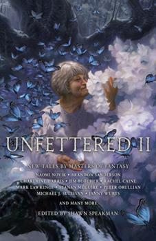 Unfettered II - Book  of the Dresden Files