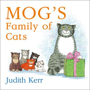 Hardcover Mog\'s Family of Cats Book