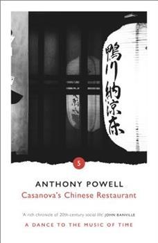 Casanova's Chinese Restaurant 0445200707 Book Cover
