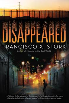 Disappeared 0545944473 Book Cover