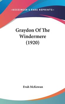 Hardcover Graydon of the Windermere Book