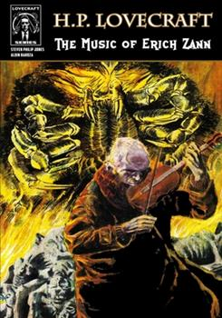 H.P. Lovecraft: The Music of Erich Zann - Book #5 of the Worlds Of H.P. Lovecraft