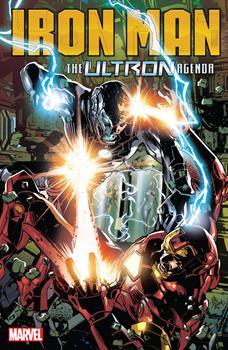 Paperback Iron Man: The Ultron Agenda: The Ultron Agenda Book