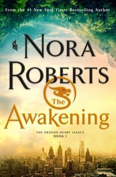 Hardcover The Awakening : The Dragon Heart Legacy, Book 1 Book