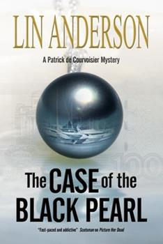 The Case of the Black Pearl - Book #1 of the Patrick de Courvoisier Mystery
