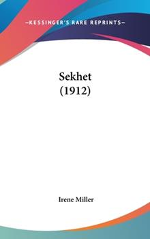 Hardcover Sekhet Book