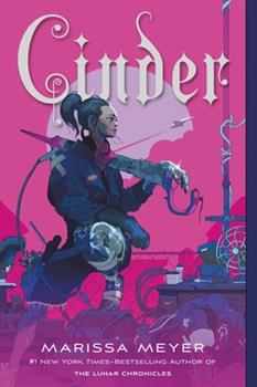 Cinder - Book #1 of the Lunar Chronicles