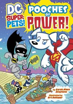 Pooches of Power! - Book  of the DC Super-Pets