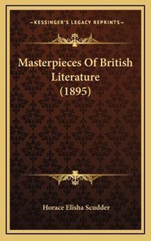 Hardcover Masterpieces of British Literature Book