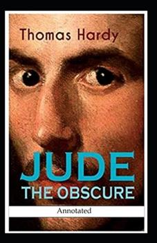 Paperback Jude the Obscure Annotated Book