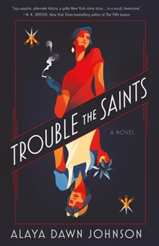 Trouble the Saints 1250175348 Book Cover