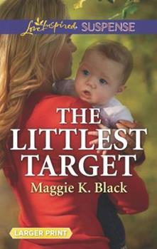 Mass Market Paperback The Littlest Target [Large Print] Book