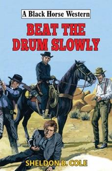 Hardcover Beat the Drum Slowly Book