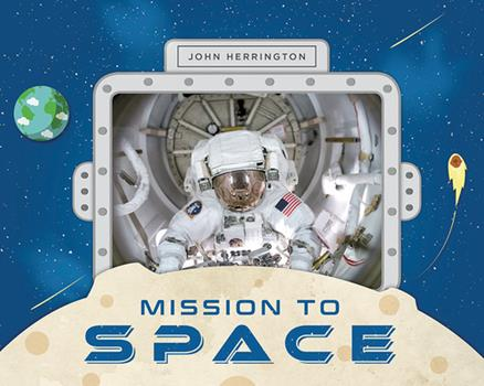 Hardcover Mission to Space Book