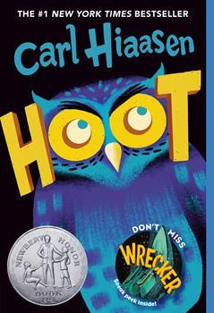 Paperback Hoot Book