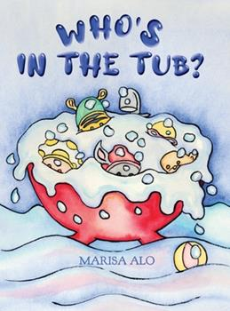 Hardcover Who's In The Tub Book