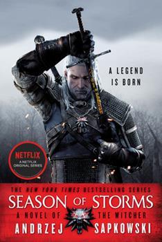 Sezon burz - Book  of the Witcher Publication Order