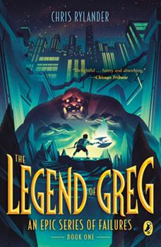 The Legend of Greg 1524739723 Book Cover