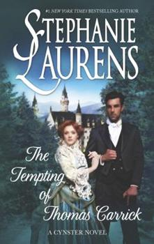 The Tempting of Thomas Carrick - Book #2 of the Cynster Next Generation