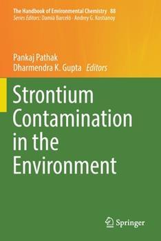 Paperback Strontium Contamination in the Environment Book