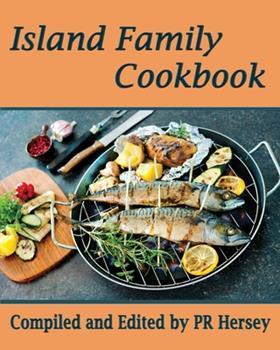 Paperback Island Family Cookbook Book