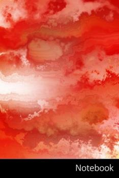 Paperback Notebook : A Colori, Astratto, Pittura, Sfondo Agenda / Quaderno Delle Annotazioni / Diario / Libro Di Scrittura / Taccuino / Carnet / Zibaldone - 6 X 9 Pollici (15,24 X 22,86 Cm), 150 Pagine, Superficie Lucida Book