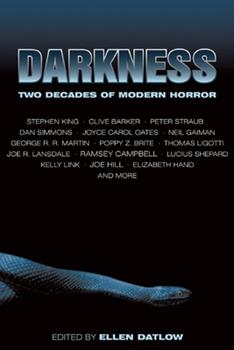 Darkness: Two Decades of Modern Horror 1892391953 Book Cover