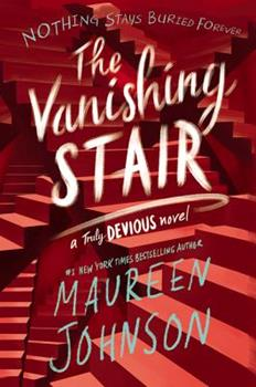 The Vanishing Stair 0062338099 Book Cover