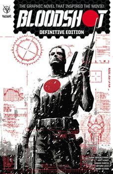 Bloodshot Definitive Edition - Book  of the Bloodshot 2012