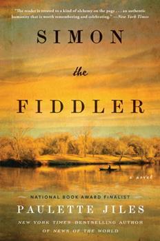 Paperback Simon the Fiddler Book