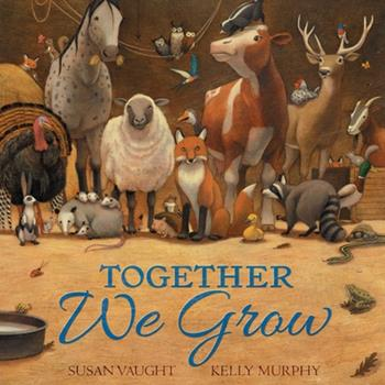 Together We Grow 1534405860 Book Cover