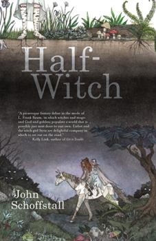 Half-Witch 161873167X Book Cover