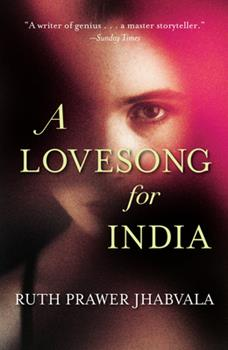A Lovesong for India 1619021048 Book Cover