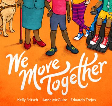 Hardcover We Move Together Book