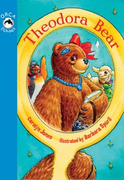 Theodora Bear - Book  of the Orca Echoes