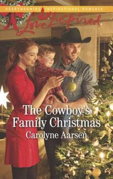 The Cowboy's Family Christmas - Book #3 of the Cowboys of Cedar Ridge