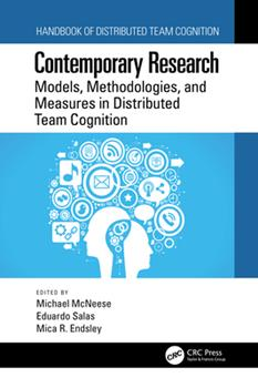 Hardcover Contemporary Research: Models, Methodologies, and Measures in Distributed Team Cognition Book
