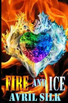 Paperback Fire and Ice: A Window on Her Life Book