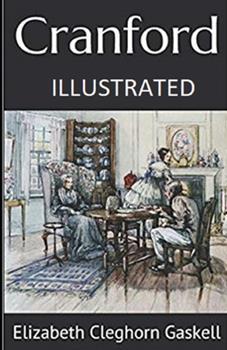 Paperback Cranford Illustrated Book