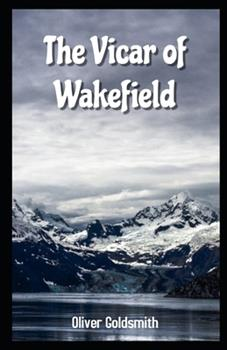 Paperback The Vicar of Wakefield Illustrated Book