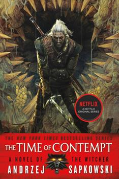 Czas pogardy - Book  of the Witcher Publication Order