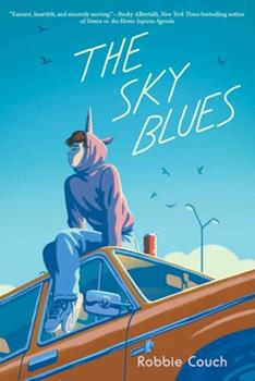 Paperback The Sky Blues Book