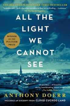 Paperback All the Light We Cannot See : A Novel Book