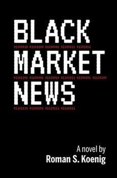 Paperback Black Market News Book