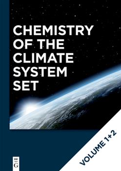 Hardcover [Set Chemistry of the Climate System Vol. 1]2] Book