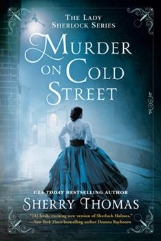 Paperback Murder on Cold Street Book
