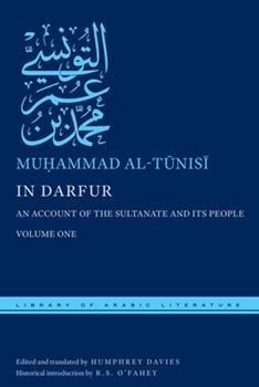 Hardcover In Darfur: An Account of the Sultanate and Its People, Volume One Book