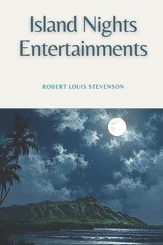 Paperback Island Nights' Entertainments: Illustrated [Large Print] Book