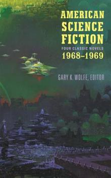 American Science Fiction: Four Classic Novels 1968-1969: Past Master / Picnic on Paradise / Nova / Emphyrio 1598535021 Book Cover